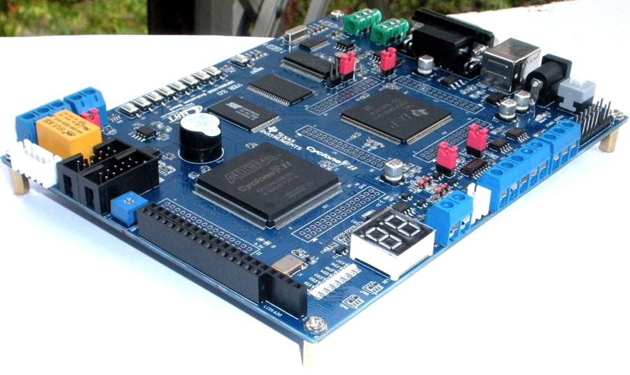 dsp2812开发板 fpga开发板